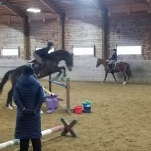 nina, big jump